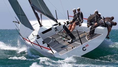 Race - Carkeek Design Partners carkeek 40 race carbon yacht