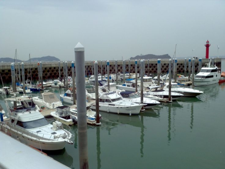 Jeongok Port