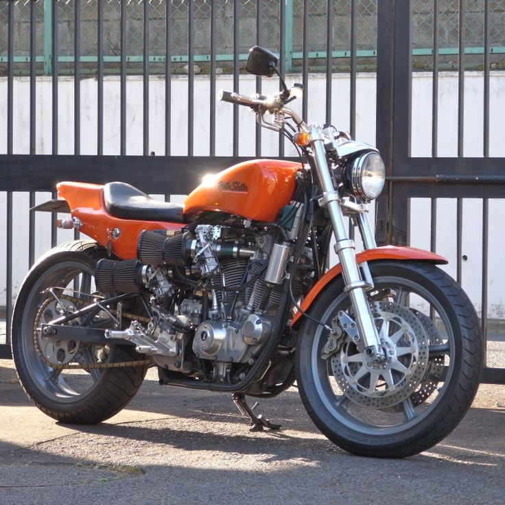 XR750 Heads on the Sportster 883