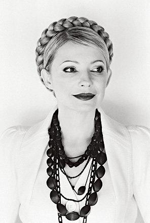 Yulia Tymoshenko - amazing lady and hair inspiration