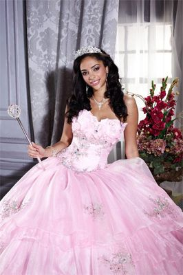 The Bridal and Tuxedo Shop - Quinceanera Dresses | New York | Queens