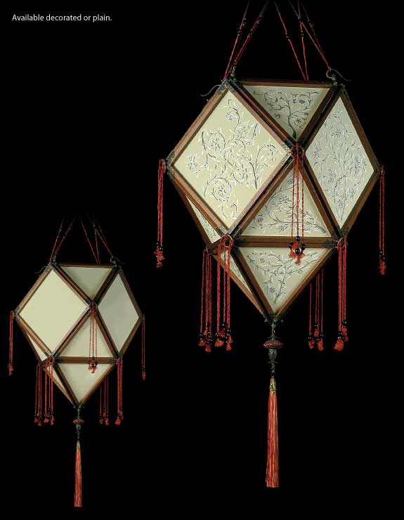 lights by Mariano Fortuny.