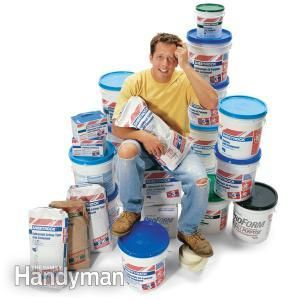 How to Choose Joint Compound - Article   The Family Handyman