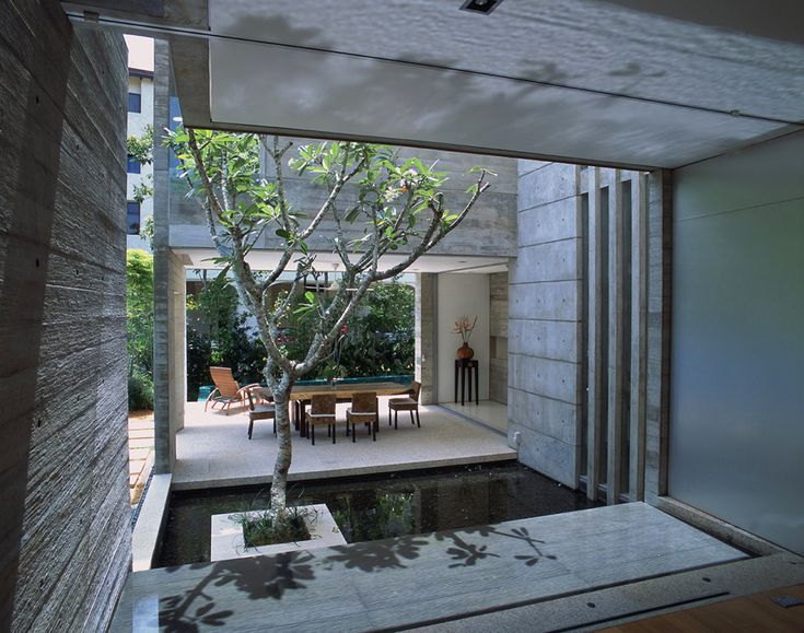 house of garden | WOW Architects: Houses, Architects, Outdoor Living,  Terraces, Interiors Design, Architecture, Sunsets Vale, Vale House, Courtyards