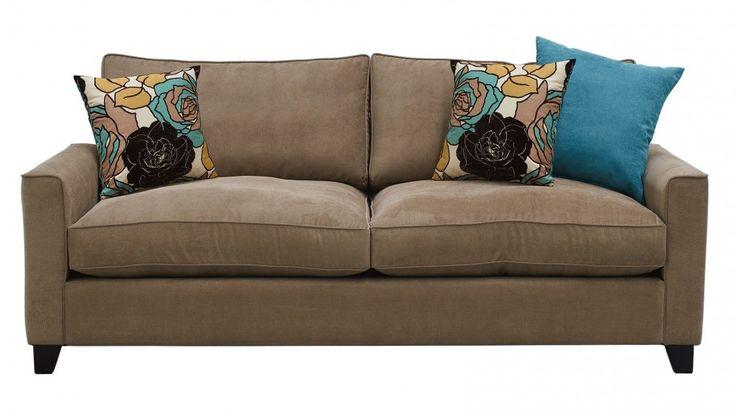 Westlake Fabric Queen Sofa Bed - Sofa Beds - Living Room - Furniture, Outdoor & BBQs   Harvey Norman Australia