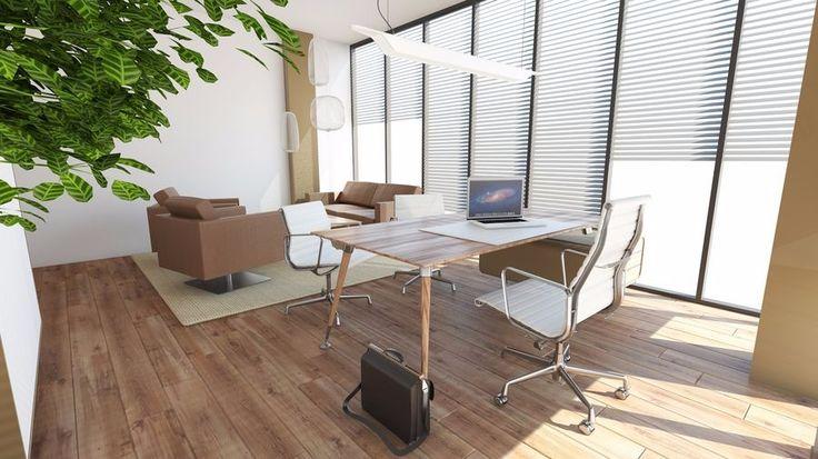 Biuro może, a nawet powinno być ładne. Zapraszamy do naszej galerii wizualizacji biurowych. http://t3inwest.pl/nasze-projekty-i-inspiracje/projekty-umeblowania-wnetrz-2d-3d-i-wizualizacje