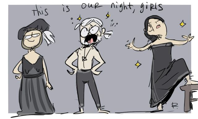 3 drunk witchers The Witcher 3, doodles 140 by Ayej.deviantart.com on @DeviantArt
