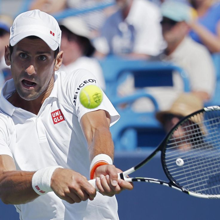 Western and Southern Open 2015: Friday Tennis Scores, Results, Latest Schedule
