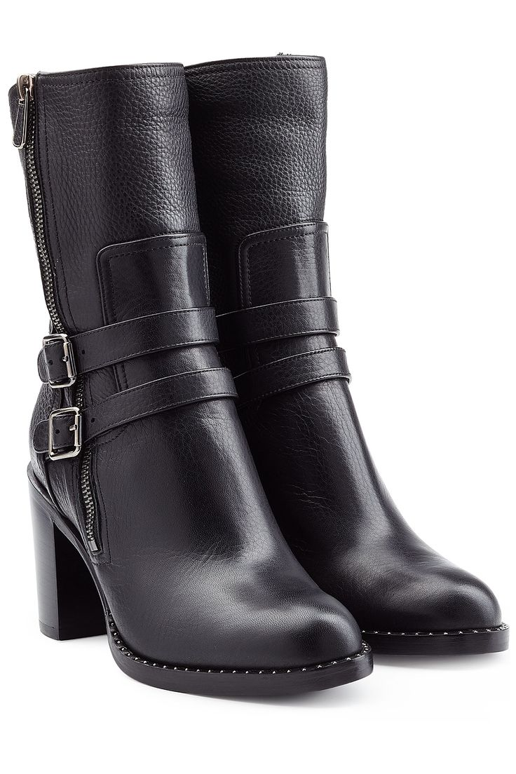 Paul Andrew Leather Boots Gr. IT 36 | STYLEBOP saved by #ShoppingIS