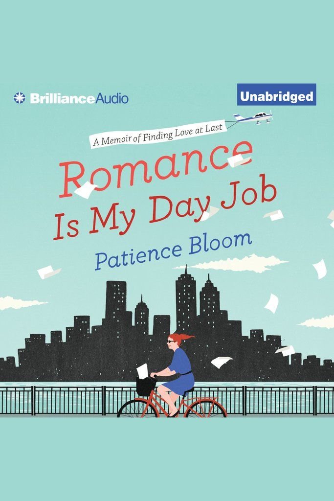 Romance Is My Day Job: A Memoir of Finding Love at Last on Scribd // Haven't we all wondered why real-life romance isn't more like fiction?Harlequin editor Patience Bloom certainly did, many times over. As a teen she fell in love with Harlequin novels and imagined her life would turn out just like the heroines' on the page: That shy guy she had a crush on wouldn't just take her out-he'd sweep her off her feet with witty banter, quiet charm, and a secret life as a rock star. Not exactly her…