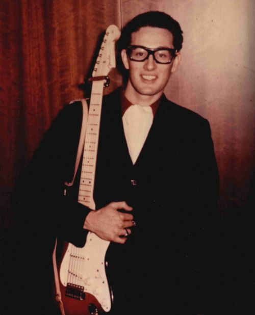 Musical genius-Buddy Holly!