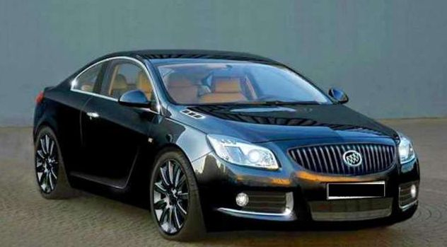 2018 Buick Grand National Redesign And Rumor | 2017,2018,2019 Car Guide