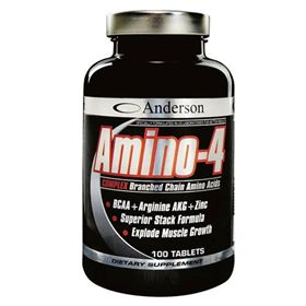 AMINO-4 COMPLEX 100 TBL 140g