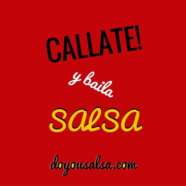 """No """"amas"""" aquellos que te invitan a #bailar y no paran de hablar!?  #nochedesalsa #bailarsalsa #salseros"""
