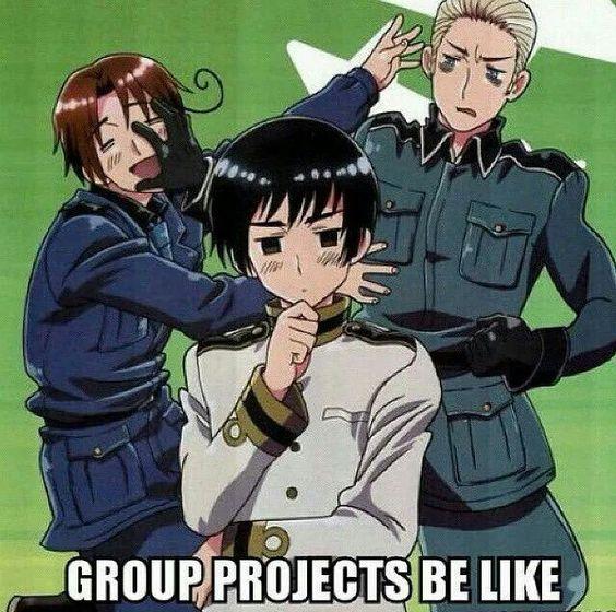 Anime: Hetalia. #funny #meme #anime