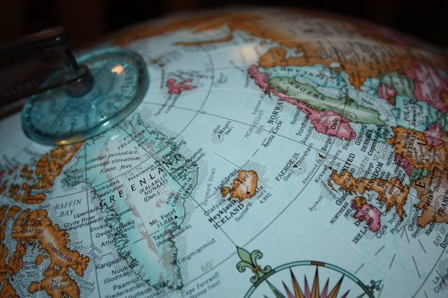 Where in the World? party ideas for opening the mission call with family and friends.