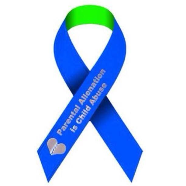 Ribbons available on Lita Ford's Parental Alienation Awareness page.