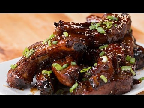 Glazed Deep Fried Ribs Might Be The Meal You're Looking For - One Country
