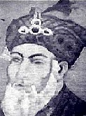 Khizr Khan founded of the Sayyid dynastyof the Delhi sultanate in northern India soon after the invasion of Timur. He did not take up any royal title from fear of Amir Timur.