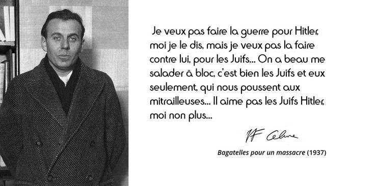 Le mot du jour : #antisemitisme (18 #citations) Une forme de #racisme ordinaire dans l'#histoire de France