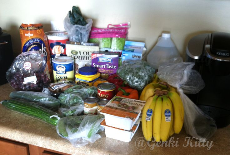 Vegan Grocery Haul under $60.00