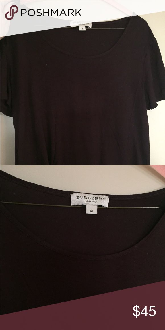 Burberry t shirt soft & stylish Burberry t shirt soft & stylish Burberry Tops