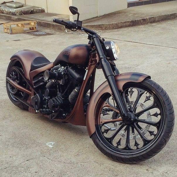 Custom DGD Harley-Davidson