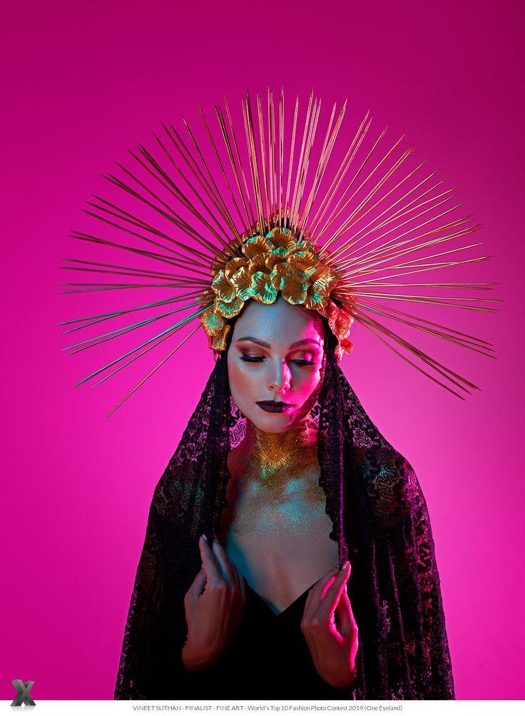 VINEET SUTHAN Día de los muertos Fashion Fine art