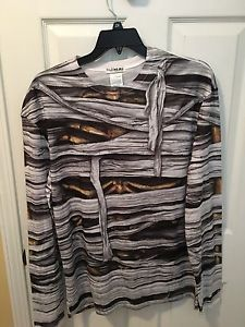 Mummy Shirt by Faux Real Costume Halloween Casual Cosplay Graphic Sz XL | eBay