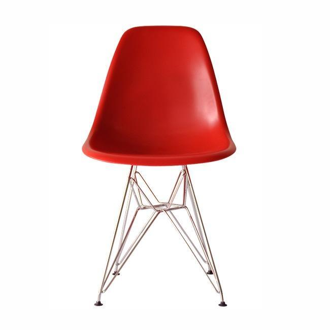 Jasper R Side Chair - Plastic $69