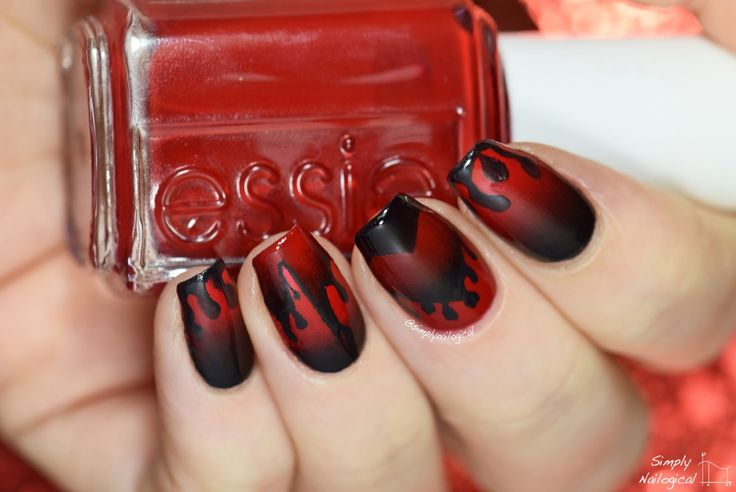 17 best images about halloween nails on pinterest nail for Decoracion de halloween