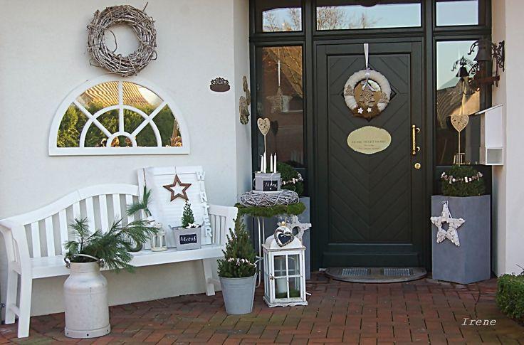 Weihnachtlich dekoriert... - Wohnen und Garten Foto