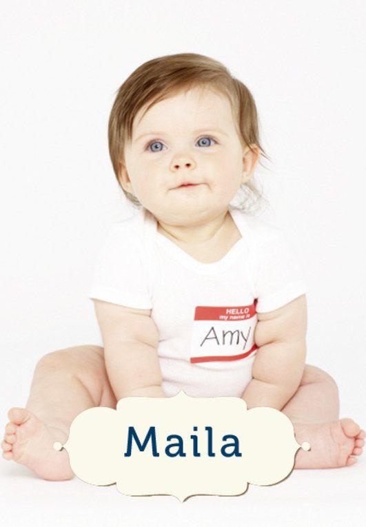 Sabine, Lukas oder Kathrin? Diese Babynamen kennt doch jeder! Viele Eltern entscheiden sich bei der Namenswahl bewusst für einen etwas exotischeren Namen...