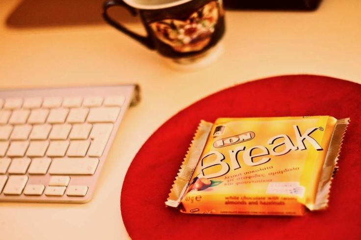 greek chocolates #break