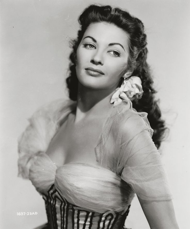"""Yvonne de Carlo... she played Lily on """"The Munsters""""  also on broadway in """"Follies"""""""