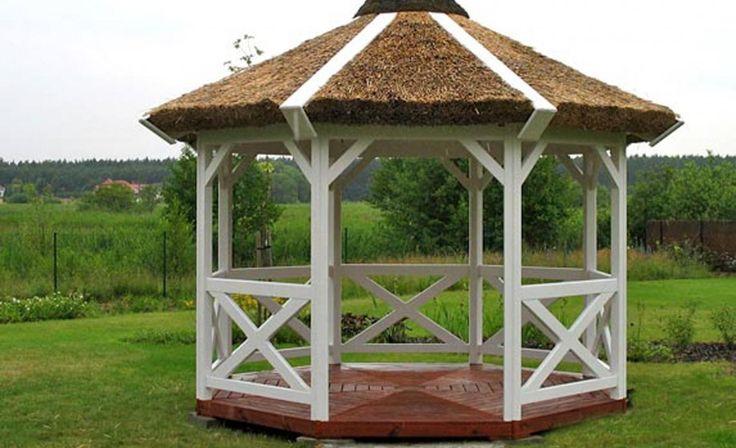Træhuse, pavillon, havehuse, legehus, anneks og bjælkehytter i træ