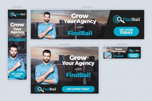 Animated HTML5 banners for Google AdWords by artblade477