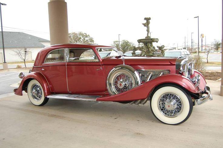 1933 Duesenberg Model J by Franay