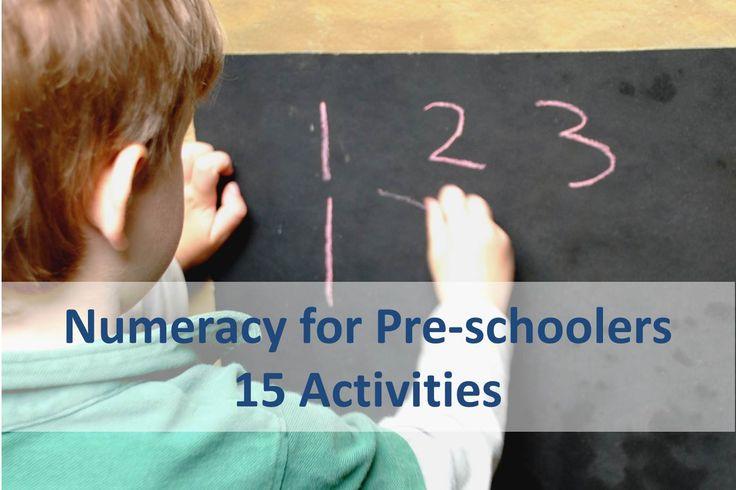 Number games for preschoolersPreschool Activities, 15 Numeracy, Activities For Kids, Numbers Games, Plays Ideas, Pre Schools, Numbers Activities, Numeracy Activities, Learning Numbers
