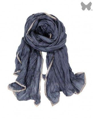 DAY Birger Night Simply Silk Scarf - Greystone #daybirger #silkscarf