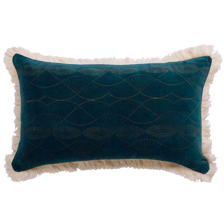 Riviera Solitaire Cushion