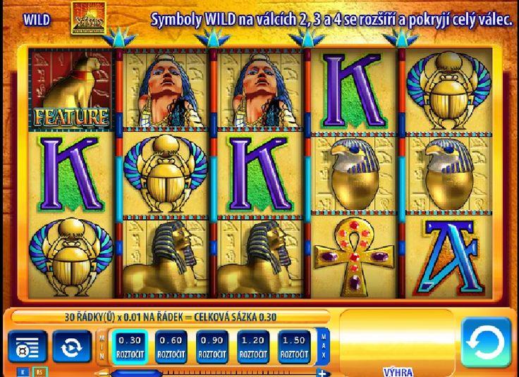 Staroveký Egypt vám ukáže svoje skvosty a odhalí poklady, ktoré sa ukrývajú na hracom automate Temptation Queen. http://www.hracie-automaty.com/hry/automaty-temptation-queen #HracieAutomaty #grandmonarch #hracieautomaty #Vyhra #hry