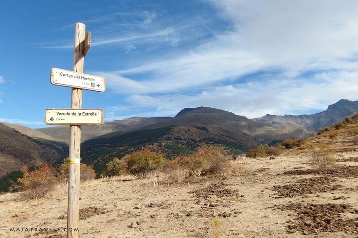 Sierra Nevada mountains, Andalusia, Spain