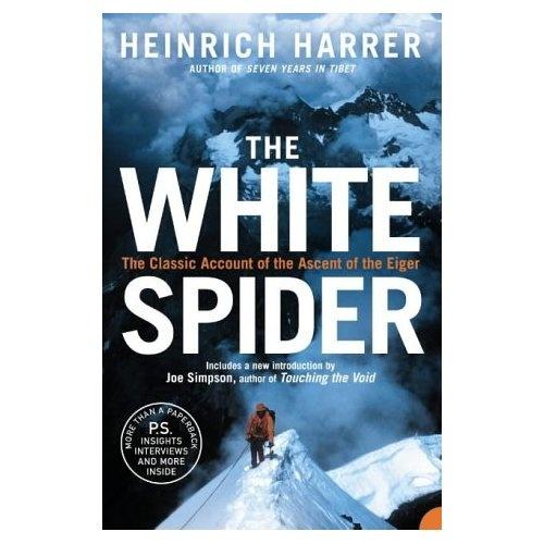 Classic mountain lit - Heinrich Harrer - The White Spider