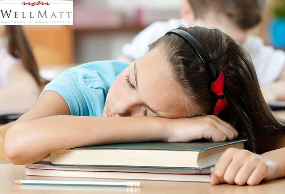 Uyku Problemleri Öğrencileri Nasıl Etkiliyor ? #uyku #problem #cocuk #visco #viscoyatak