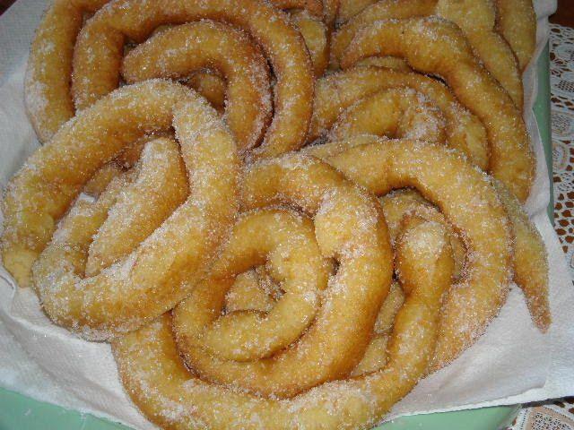 #zippole #zeppole #sardinia #sweets #fried