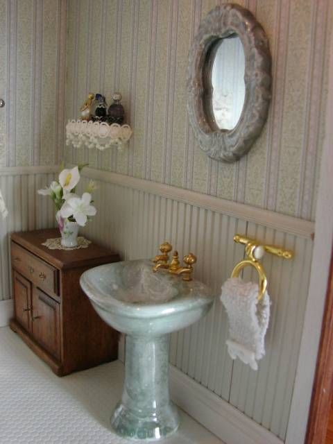 Bathroom   Idea For Towel Holder Using Jewelry Toggle