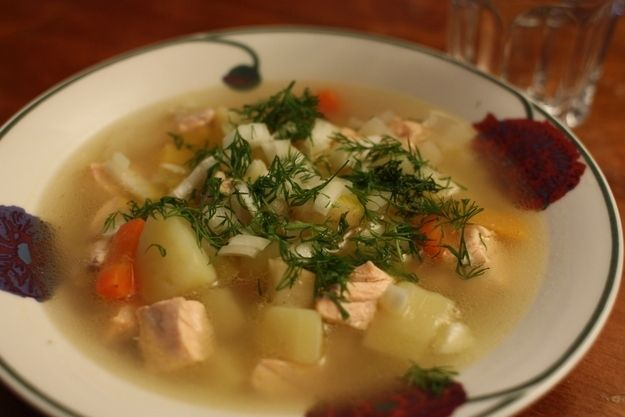 Kalakeitto (fish stew). | 42 Traditional Finnish Foods That You Desperately Need In Your Life