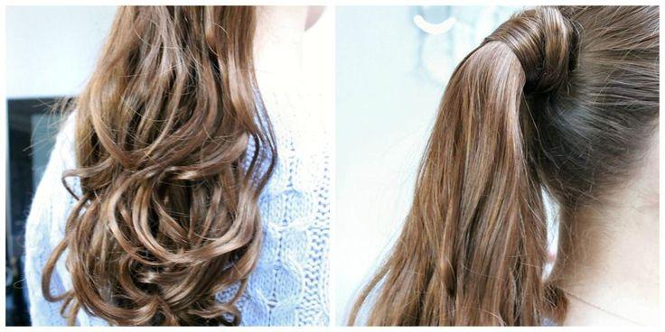 Hot Hair Party Pony Hair Piece