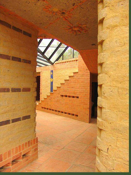Corredor Hall de Alcobas